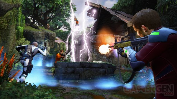 Uncharted 4 Roi de la colline