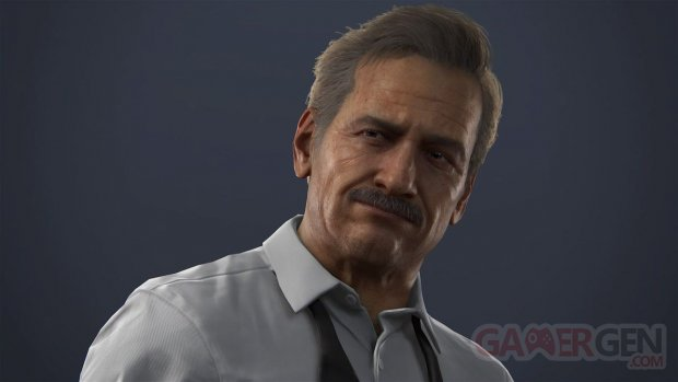 Uncharted 4 Sully