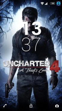 Uncharted 4 theme Sony Xperia (2)