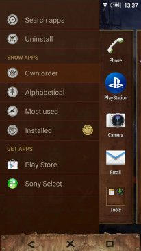 Uncharted 4 theme Sony Xperia (4)