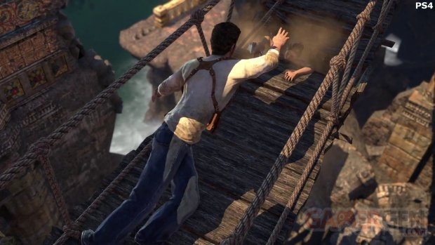 Uncharted Drake's Fortune PS4 (4)