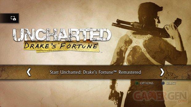 Uncharted The Nathan Drake Collection image screenshot 1
