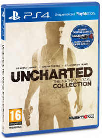 Uncharted The Nathan Drake Collection jaquette 2 ps4