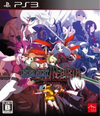 Under Night In Birth Exe Late jaquette