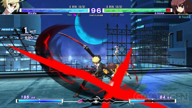 Under Night In Birth Exe Late st