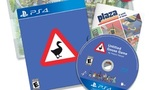 untitled goose game version physique officialisee ecologie et vinyle prime