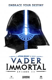vader immortal ep iii teaser poster