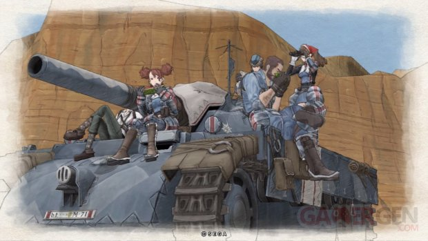 Valkyria Chronicles Remastered05
