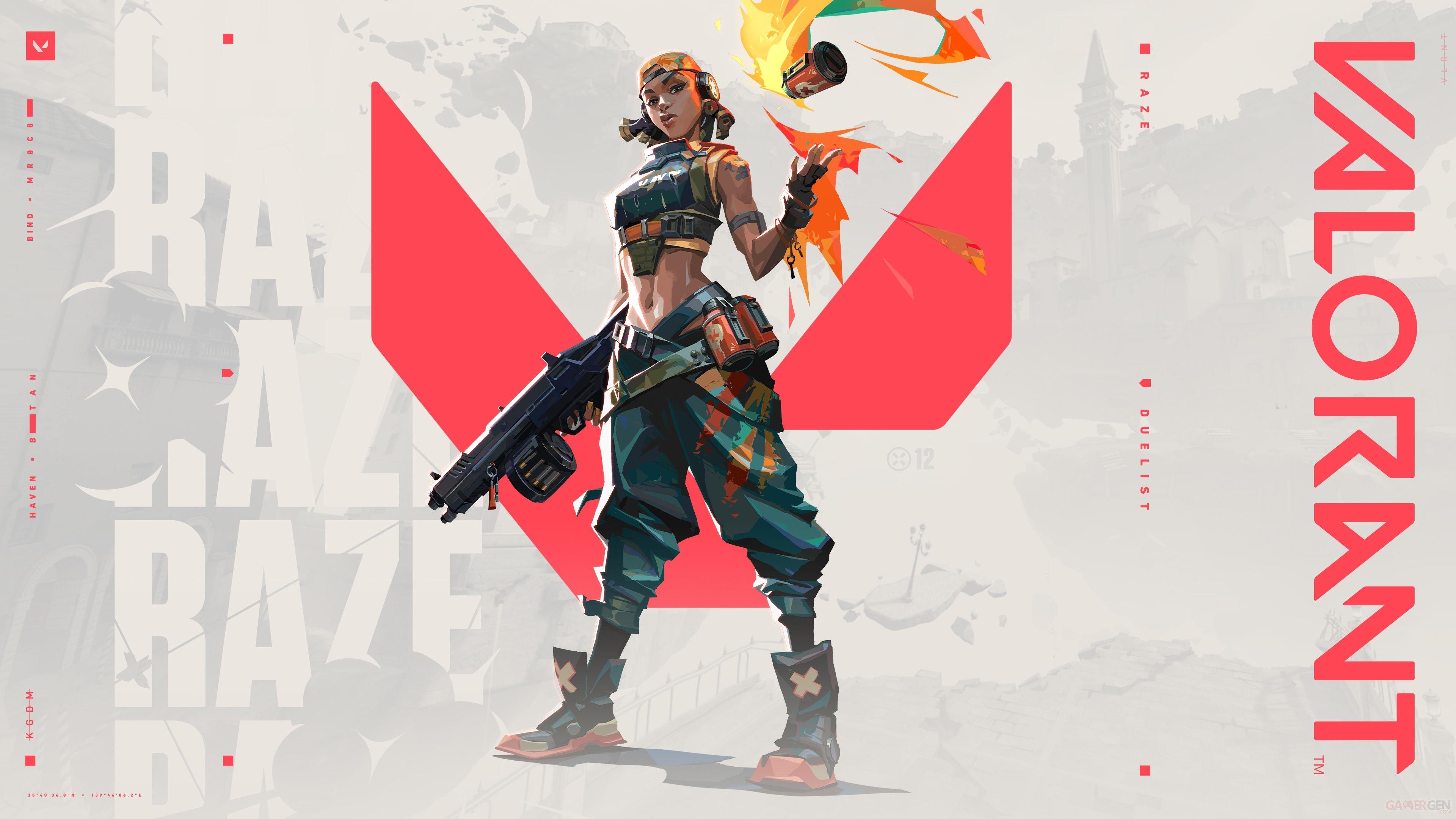 Riot travaille sur une version console — Valorant
