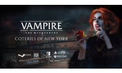 Vampire The Masquerade Coteries of New York Launch Trailer