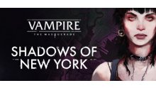 Vampire The Masquerade - Shadows of New York header