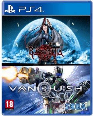vanquish & bayonetta