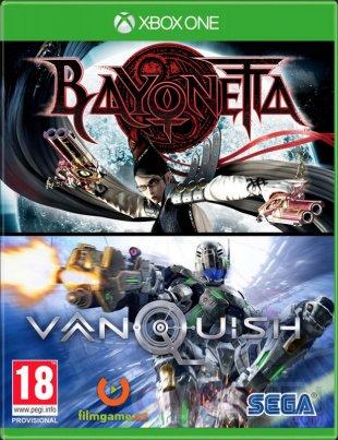 vanquish & bayonettaxone