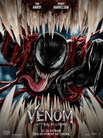Venom 2 Let there be Carnage affiche poster