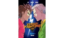 versus fighting story 1 cover