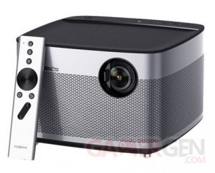 video projecteur xgimi h1