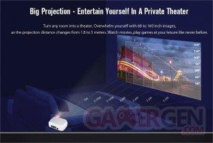 videoprojecteur Excelvan Q7 2