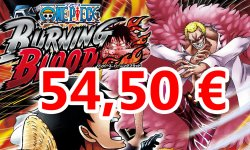 vignette one piece burning blood gamepod 54