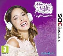 Violetta rythme et musique PEGI jaquette 3DS