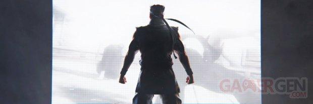 Virtua Fighter eSports head