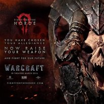 Warcraft film movie 08 11 2014 poster 2