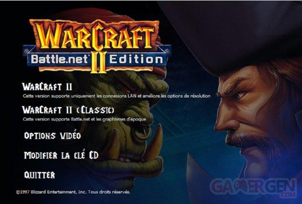 Warcraft II Battle Net français