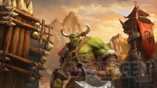 Warcraft III Reforged head
