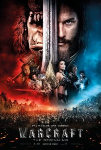 Warcraft Le Commencement The Beginning poster