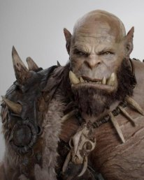 Warcraft, le film image Orgrim 1