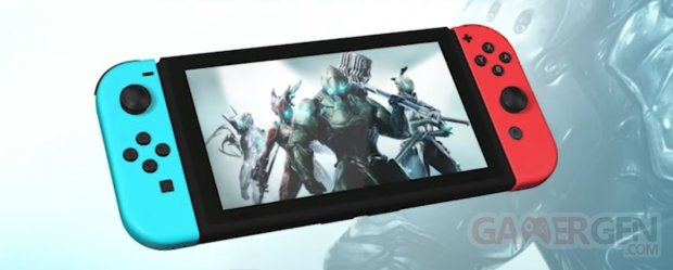 Warframe   Nintendo Switch Reveal Trailer   TennoCon 2018