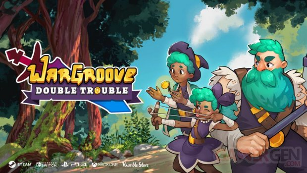 Wargroove Double Trouble 08 01 2020