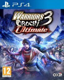 Warriors orochi 3 jaquette