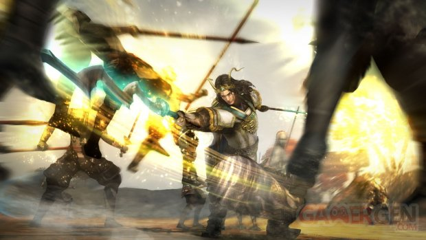 Warriors Orochi 3 Ultimate 21 07 2014 screenshot Yinglong (4)