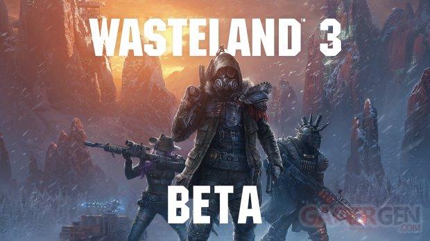 Wasteland 3 beta