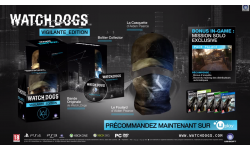 Watch Dogs Edition Collector Vigilante