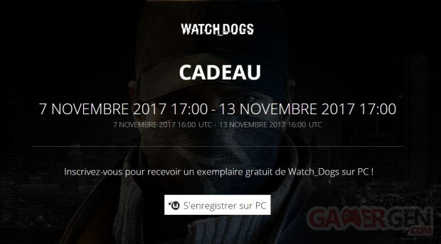 watch dogs gratuit
