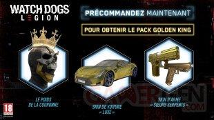 Watch Dogs Legion bonus précommandes 13 07 2020
