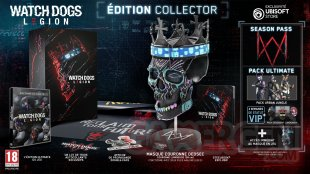 Watch Dogs Legion collector 13 07 2020