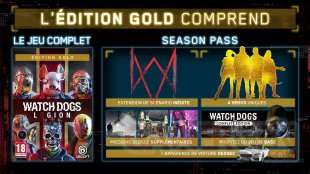 Watch Dogs Legion édition Gold 13 07 2020