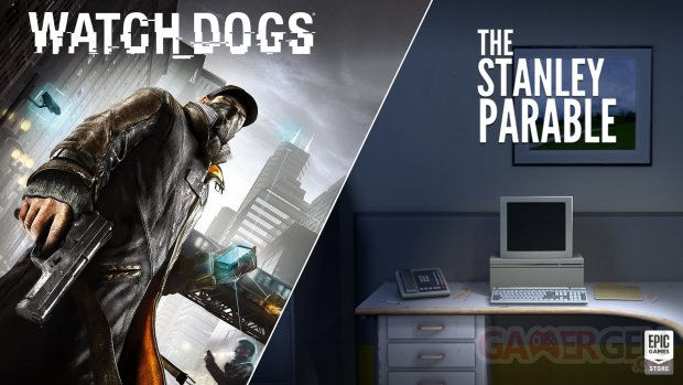 Watch Dogs The Stanley Parable