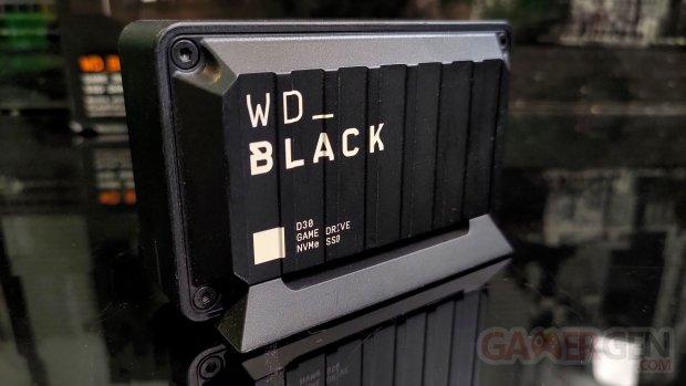 WD Black D10 NVMe 1To   0001