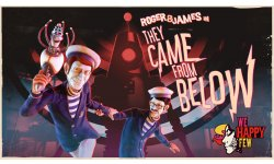 We Happy Few DLC Roger & James in They Came from Below