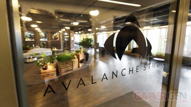 web avalanche studios logo stockholm