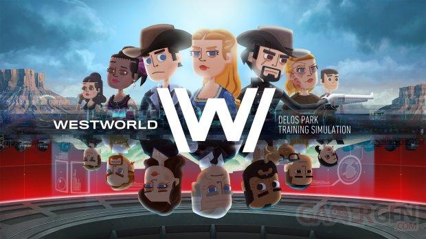 Westworld KeyArt