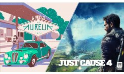 Wheels of Aurelia Just Cause 4