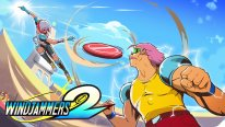 Windjammers 2 Key Visual