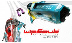WipEout Omega Collection images