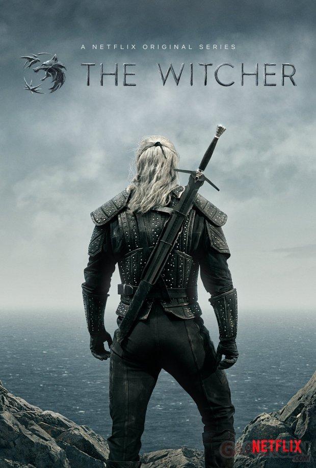 Witcher Netflix Affiche