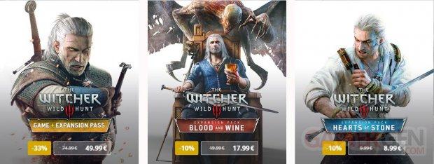Witcher Soldes GOG