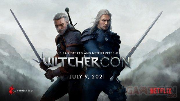 WitcherCon 11 06 2021 date key art